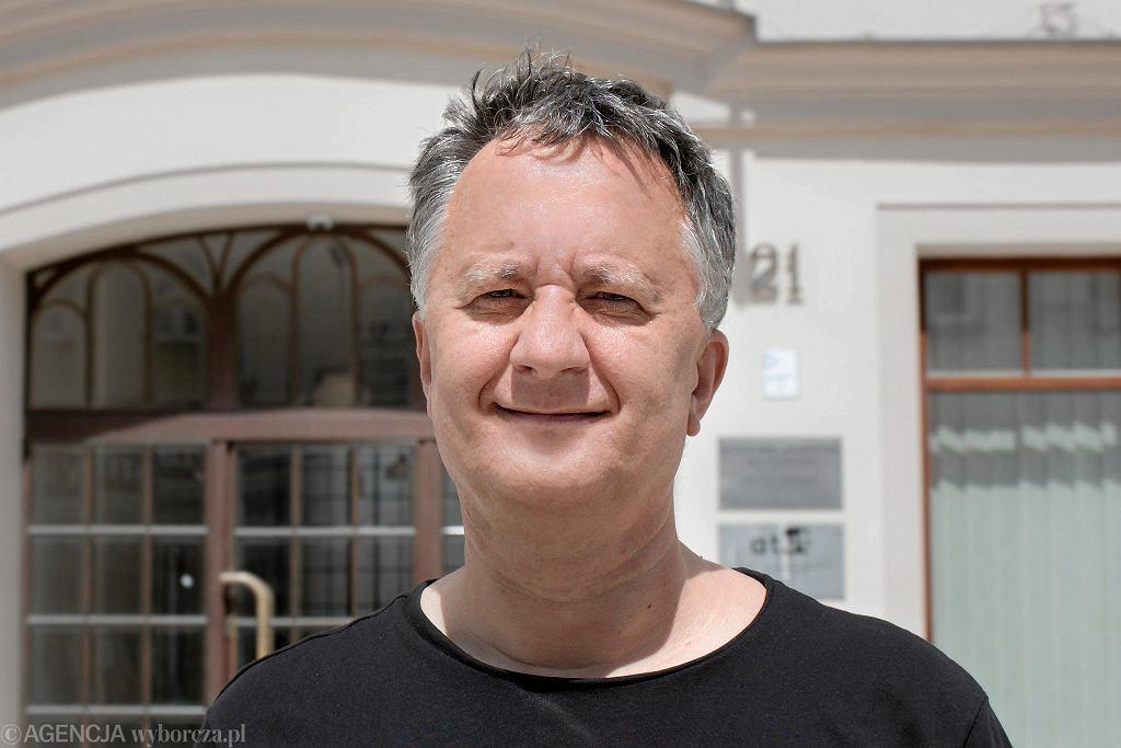 Dr Adam Puławski, historyk