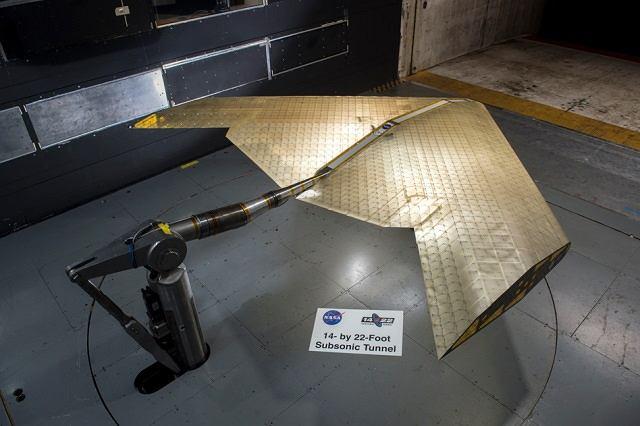 Naukowcy z NASA i MIT opracowali samolot przyszłości