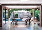 Wnętrza: dom na brazylijskim wybrzeżu