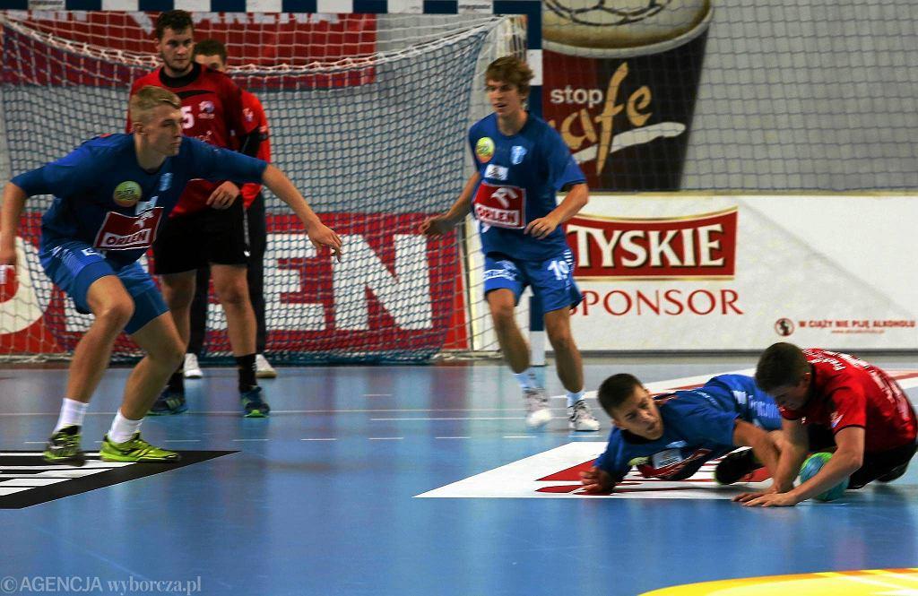 Płocczanie pokonali zespół z Warszawy różnicą sześciu bramek