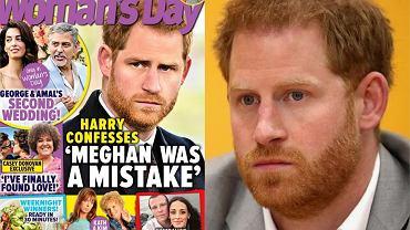 Książę Harry w rozmowie z przyjacielem szczerze o małżeństwie z Meghan Markle: To był błąd