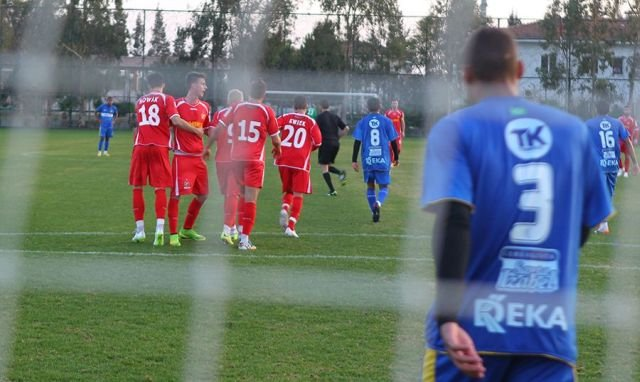 Sparing Widzewa w Turcji. Widzew - Sao Carlos FC 2:0