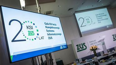 KSI - system informatyczny ZUS