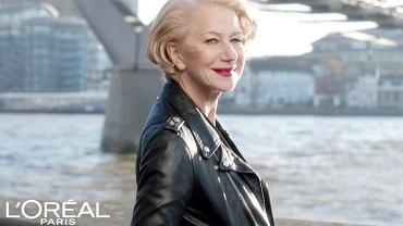 Reklama L'Oreal Paris z udziałem Helen Mirren