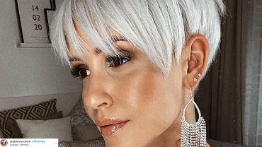 Krótkie fryzury damskie 2021 zdjęcia. Modne cięcia dla dojrzałych kobiet, które odejmą lat