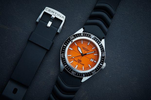 Zegarek do nurkowania z historią i charakterem. Edycja specjalna modelu DS Super PH500M