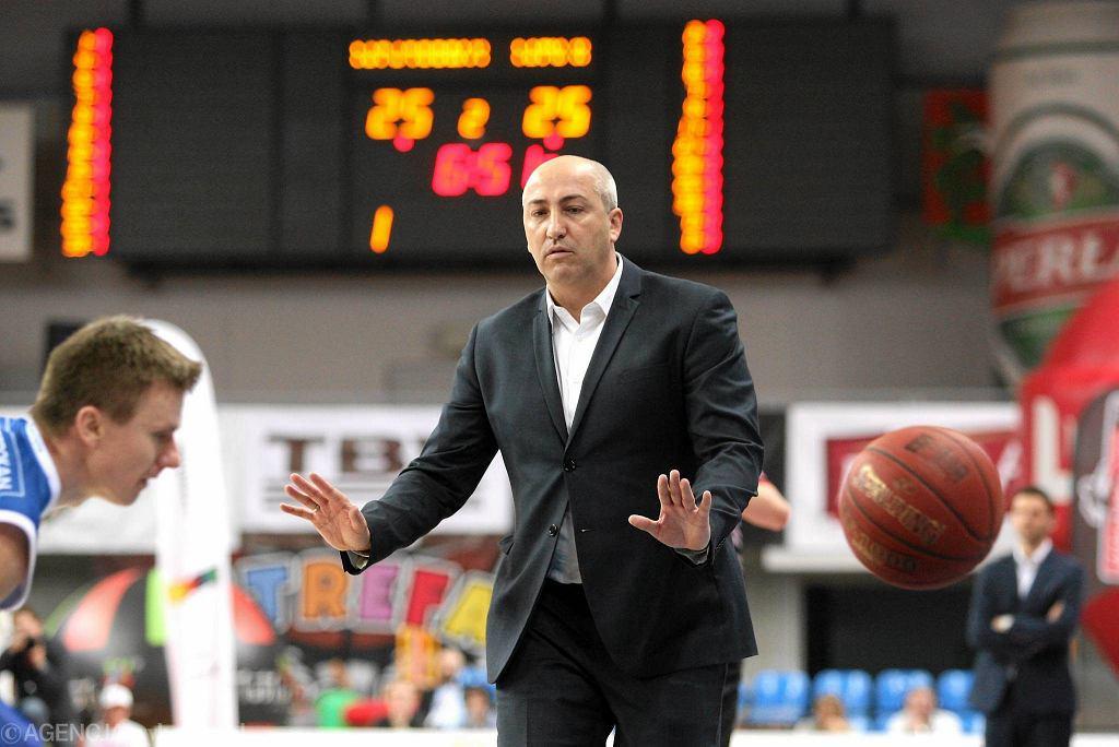 Trener Startu Dusan Radović ma teraz w składzie dwóch rodaków - Marko Popovicia i Nikolę Jefticia