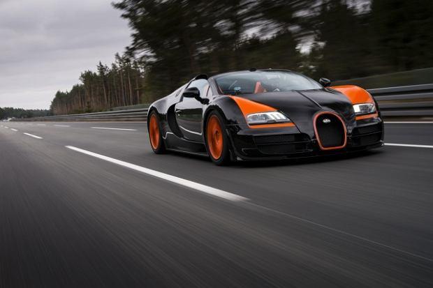 Bugatti o mocy 1500 KM