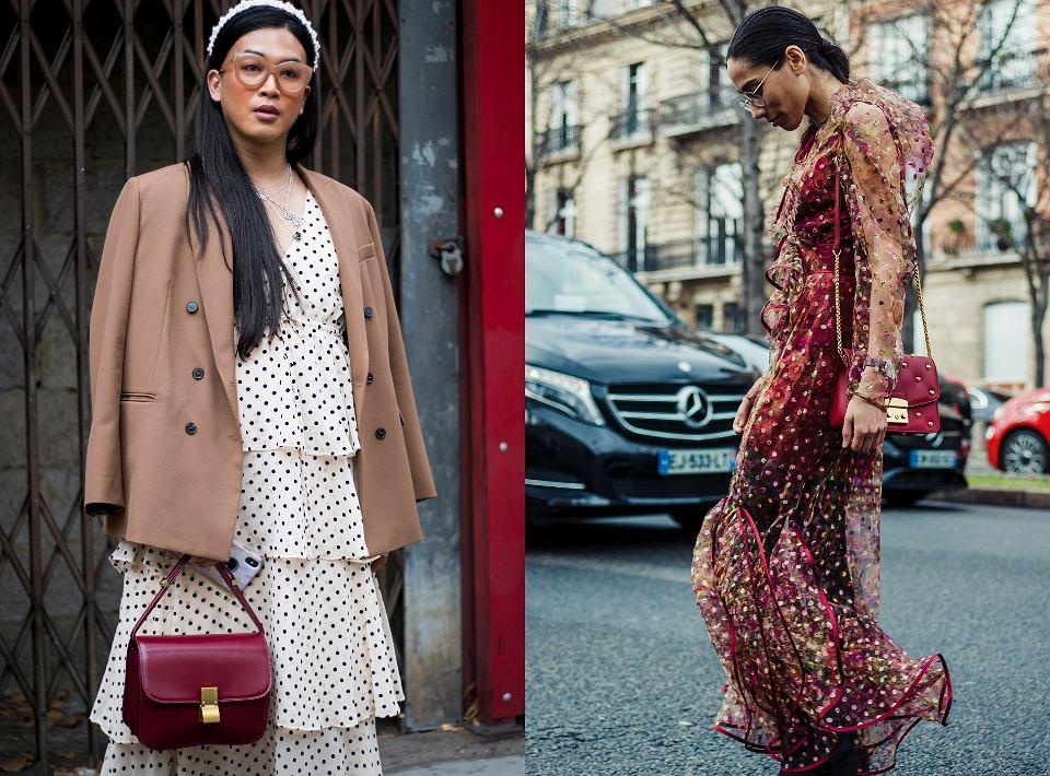 Sukienki w grochy na wiosnę 2020