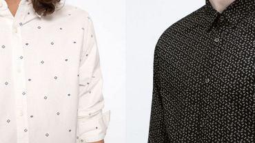 Koszule z kolekcji Zara.