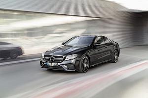 Opinie Moto.pl: Mercedes AMG E53 4Matic+ Coupe - nie wszyscy lubią na co dzień jeździć ryczącym AMG