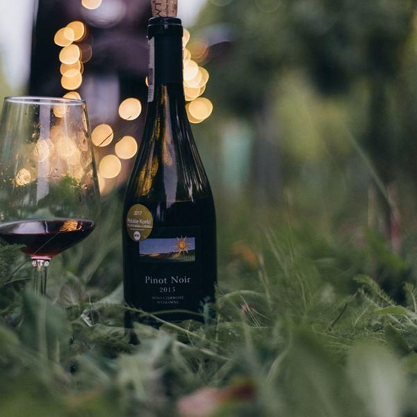 Pinot Noir 2015 Winnice Wzgórz Trzebnickich
