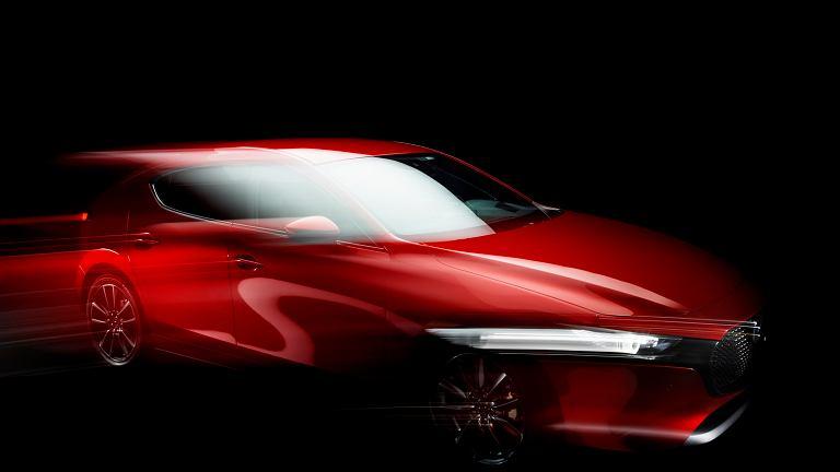 Nowa Mazda 3 w obiektywie Rankina