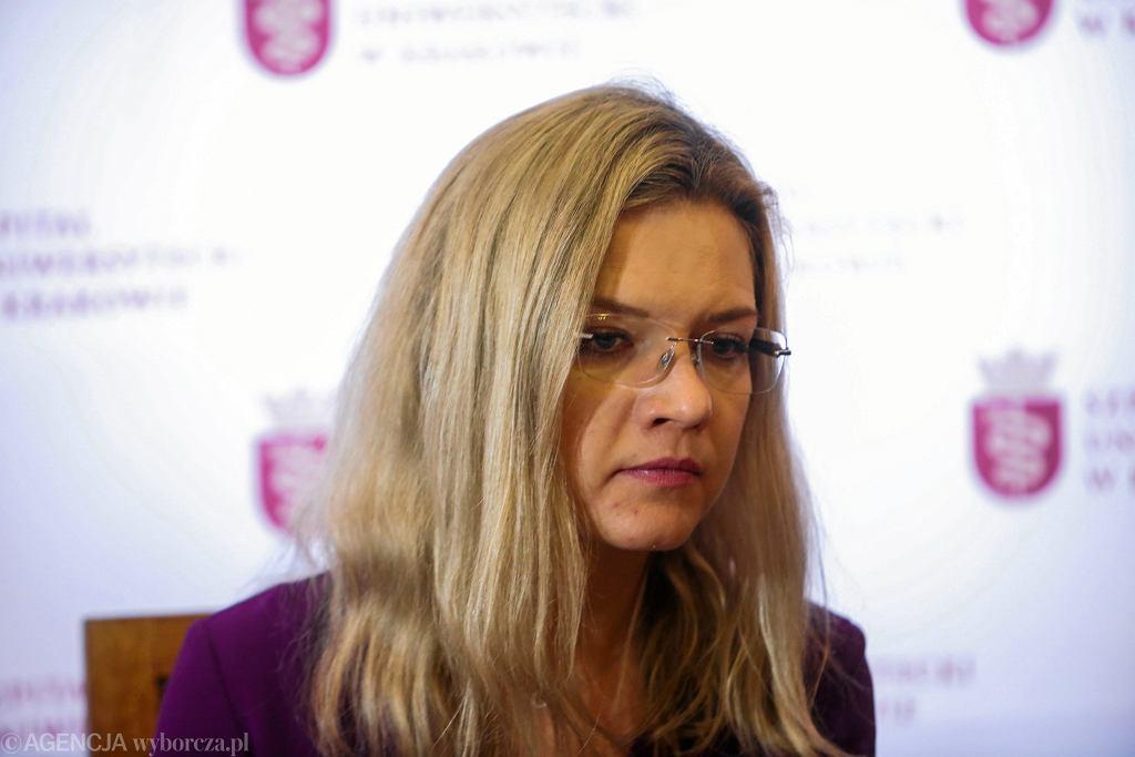 Małgorzata Wassermann chce audytu podkomisji smoleńskiej. 'Czuję się rozczarowana'