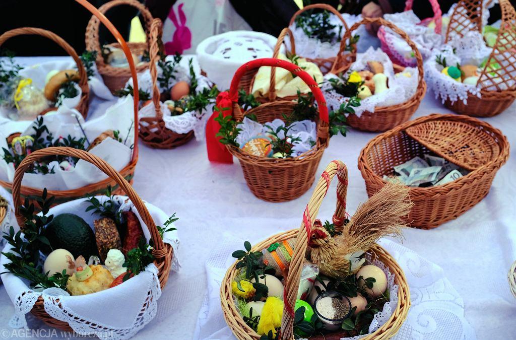 Wielkanoc 2021. Co ze święceniem pokarmów?