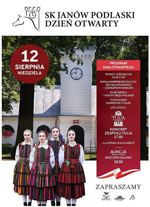 Plakat aukcji Pride of Poland