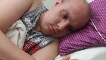 Konrad, najstarszy pacjent wrocławskiego Przylądka Nadziei, potrzebuje pomocy