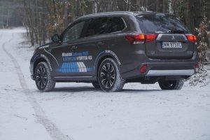 Mitsubishi Outlander PHEV | Test | SUV do miasta