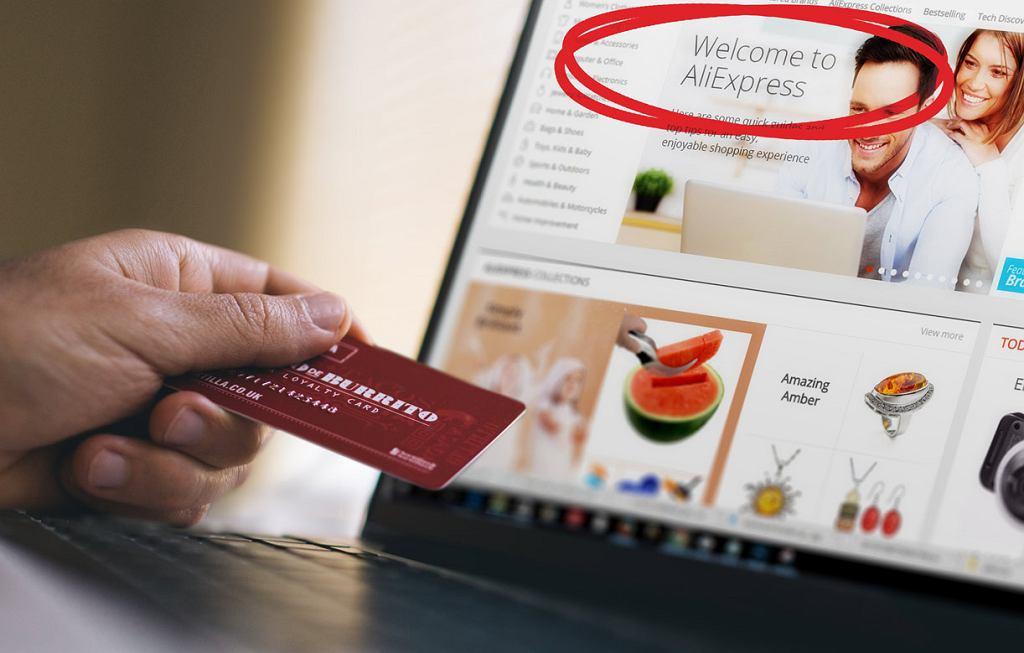 AliExpress może w przyszłym roku otworzyć sklep detaliczny dla Polaków