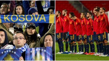 Burza wokół meczu Hiszpania - Kosowo