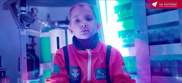 """Mali pacjenci rapują o swoich zmaganiach z rakiem. """"Chcę jak astronauta latać i zobaczyć kawał świata"""""""