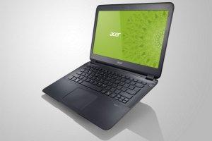Cieniutki laptop Acera