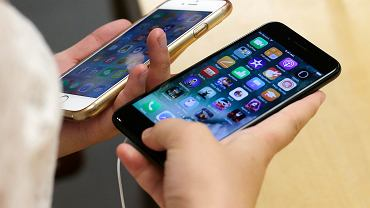 smartfony Apple