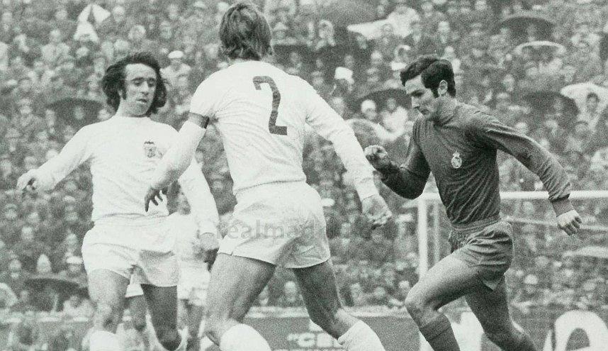 Nie żyje Ico Aguillar, były zawodnik Realu Madryt