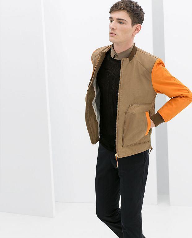 Kurtka z kolekcji Zara. Cena: 369 zł