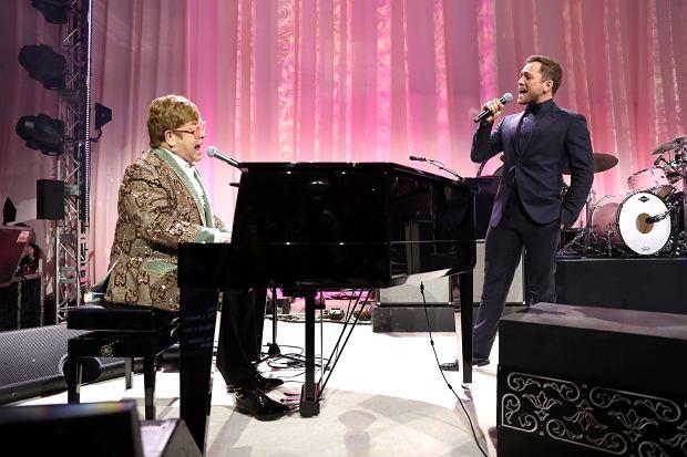 Rocketman - Elton John i Taron Egerton