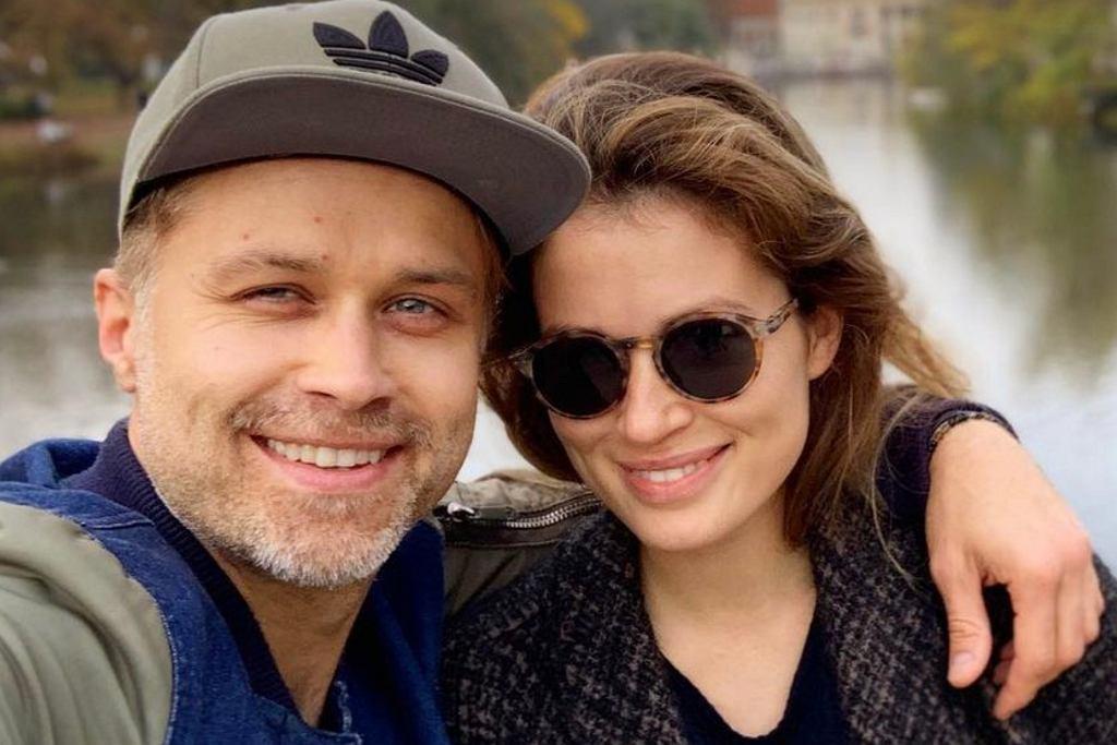 Maciej Zakościelny, Paulina Wyka