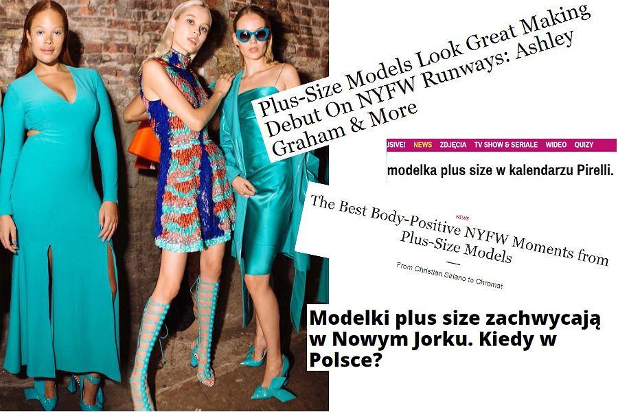 Modelki plus size