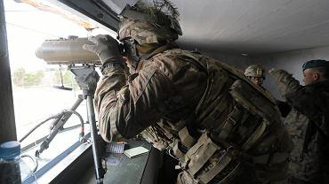 Ukraina. Rosja wycofa wojska stacjonujące przy granicy - poinformował Siegiej Szojgu, rosyjski minister obrony narodowej (zdjęcie ilustracyjne)