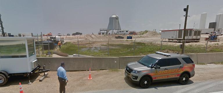 Pożar, eksplozje. SpaceX niszczy życie w malutkiej wsi w Teksasie