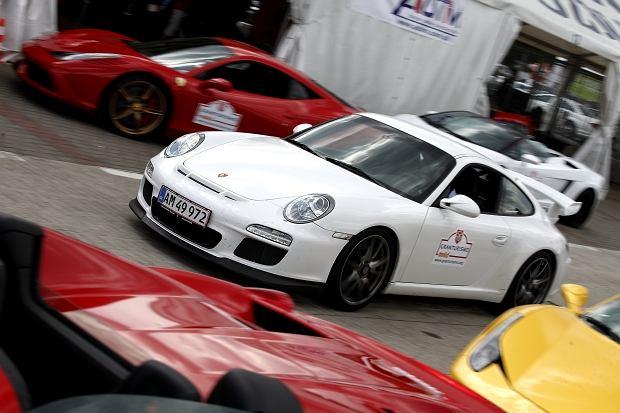 Mild Gran Turismo Polonia 2014   Sobota