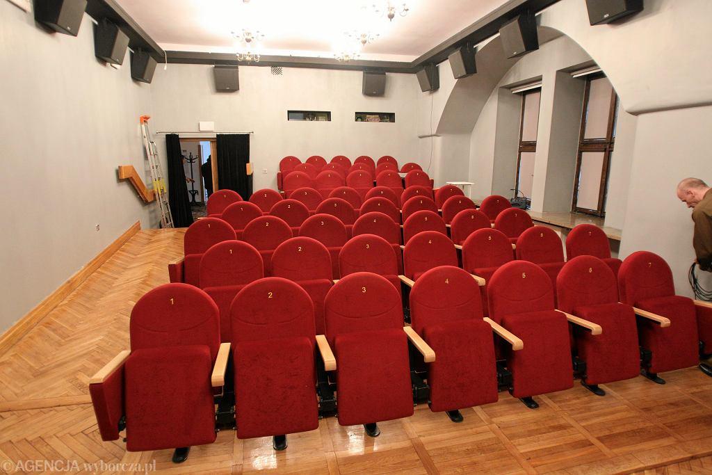 Kino Zamek w Szczecinie