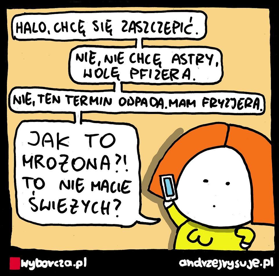Andrzej Rysuje | HALO - Andrzej Rysuje | 7 maja 2021 r. - null