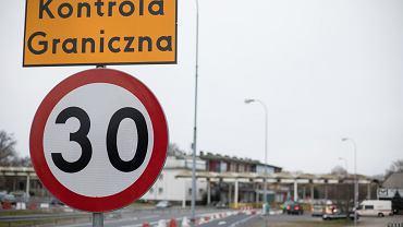 Nowe zasady podróży z Polski do Niemiec. Przejście graniczne w Kostrzyniu nad Odrą (zdjęcie ilustracyjne)