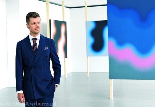 """Radek Kotarski - wywiad z """"Logo"""""""
