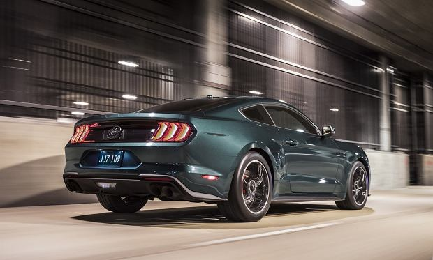 Nowy Ford Mustang Bullit