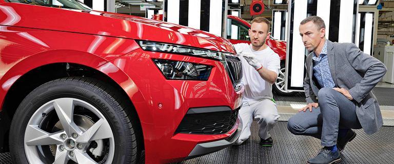 Skoda Kamiq wchodzi do produkcji. Z fabryki może wyjeżdżać nawet 400 SUV-ów dziennie
