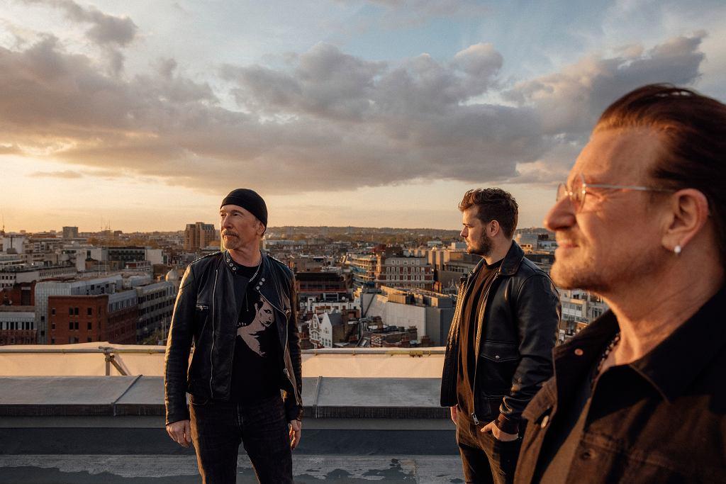 Bono, The Edge i Martin Garrix