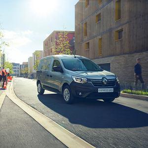 Nowe Renault Express Van
