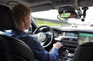 BMW Highly Automated Drive