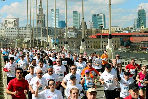 Orlen Warsaw Marathon 2013
