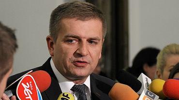 Bartosz Arłukowicz po zakończeniu debaty nad wotum nieufności dla niego