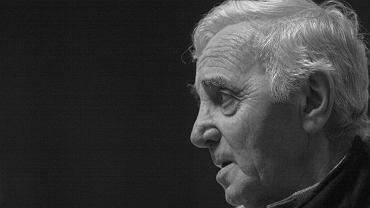 Charles Aznavour nie żyje