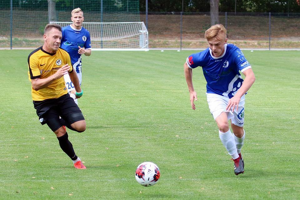 27 lipca 2019 r., mecz towarzyski Stilon Gorzów - Falubaz Zielona Góra 3:3