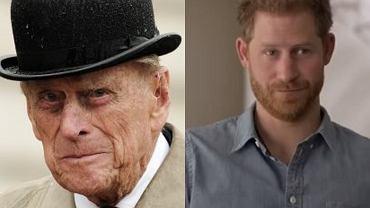 Książę Filip zapisał dla Harry'ego pokaźną sumkę w testamencie