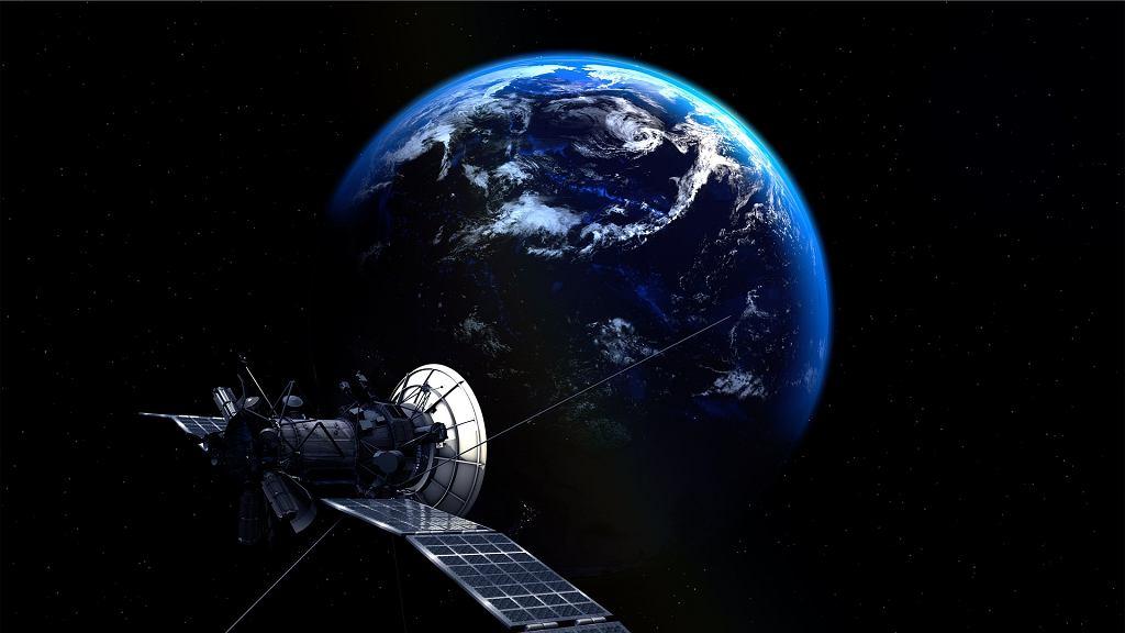 satelita (zdjęcie ilustracyjne)